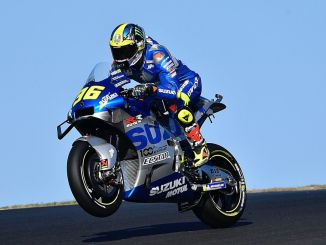 Suzuki champion in motogp after a year break