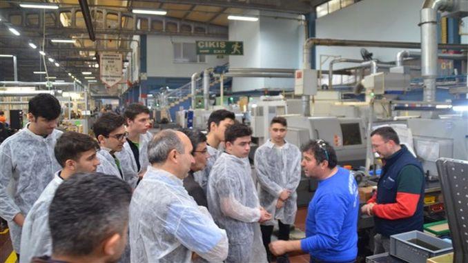 Tezmaksan Academy opened a practice class in Topkapi Schools