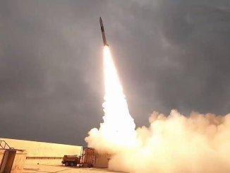 Turk cohete por primera vez en el espacio con combustible líquido
