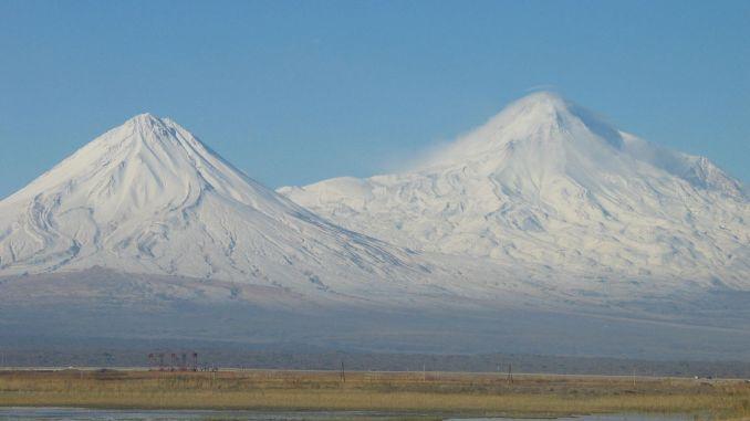 turkiyenin agri roofs of mountain climbing is the official aciliyor