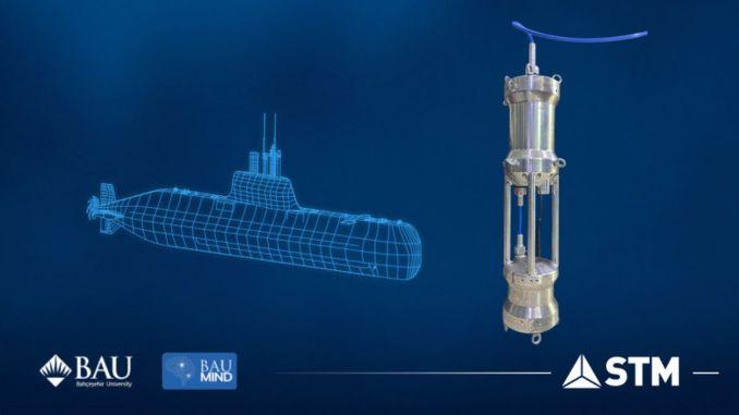 First local and national water spectrum measurement device was developed turkiyenin