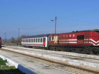 turkiyede el contexto de la pythio ferroviaria europea de Estambul