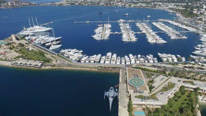 yalikavak marina wins the title of best international marina