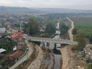 Jembatan Söylemiş Menghubungkan 5 Lingkungan di Yenişehir Telah Dibuka