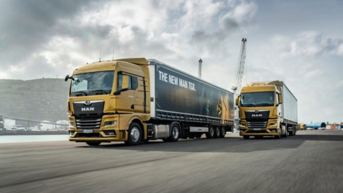 international truck of the year man tgx selected