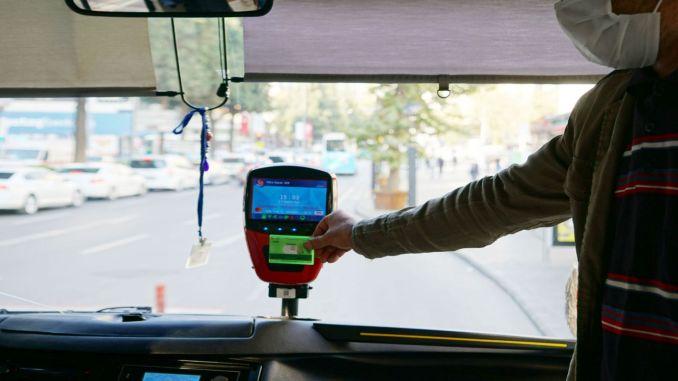 HEPP Code Implementation in Public Transport in Kahramanmaras was initiated
