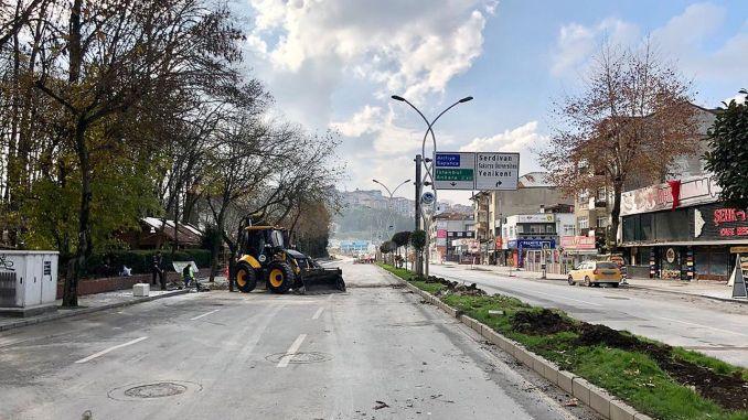 New Arrangement for Serdivan Conversions for SSI Crossroad Crossroads