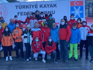 alpine discipline anatolian cup races completed