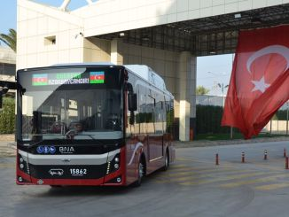 bmc azerbaycana will carry out bus exports