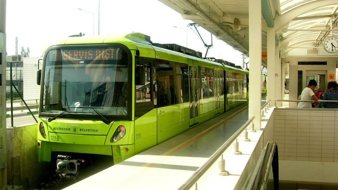 Маҳдудияти соатҳои автобус ва метро дар Бурса