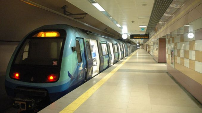 The construction of the large camlica rail system line was transferred to the ministry of transportation