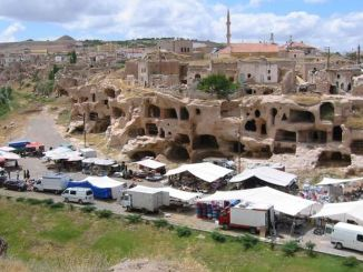 centerra gold will search for gold by shredding the natural rocks of Cappadocia