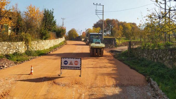 derbent roads are modernizing