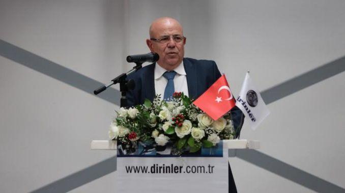 Second underground lathe from dirin to istanbul metro