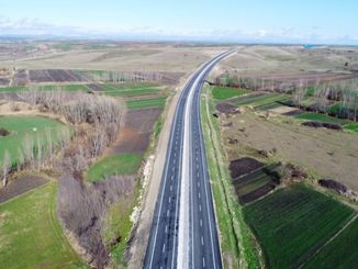 The kilometer highway ring from Edirne to Sanliurfa is completed