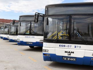 ego bus and rail system personnel completed in-service training program