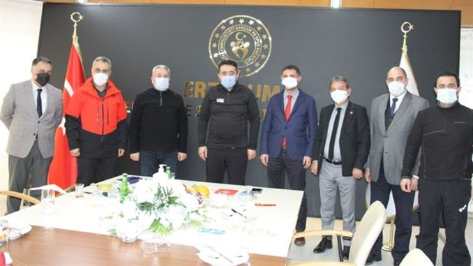 A culture specific to ice and winter sports will be created in Erzurum