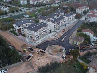 Donel-kruispuntwerk voltooid in Golcuk