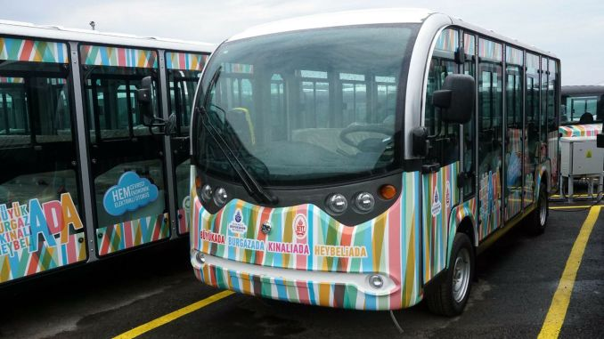 iettye islands awarded for electric vehicle project