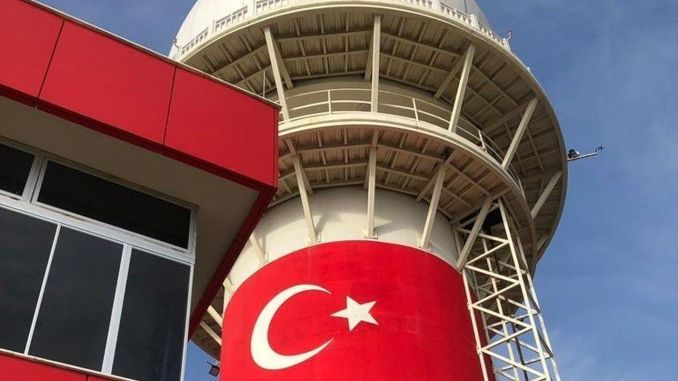 Field studies of the first domestic and national surveillance radar have been completed.