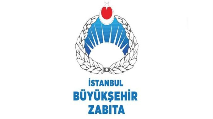 Istanbul buyuksehir municipality will receive a police officer