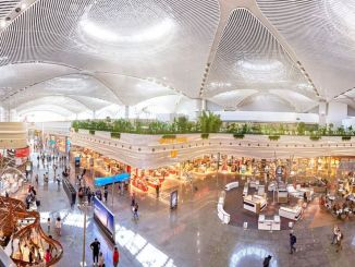 Istanbul airport became the world leader with Yildiz