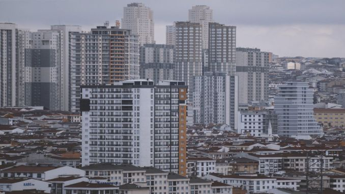 Housing sales fell in November in Istanbul, prices increased