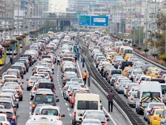 Artificial intelligence option in solving the traffic problem in Istanbul