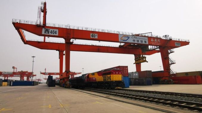 Karaismailoglu gin export train is our victory in railway transportation