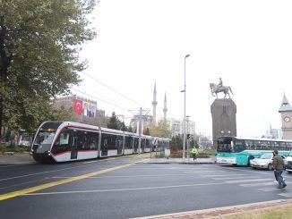 Кодът на сметката е приложен за безопасен транспорт в Кайсери без корона