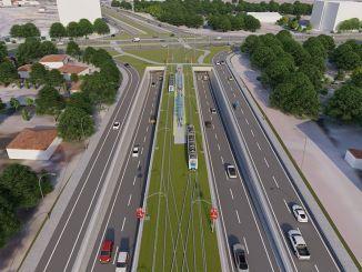 Кайсери - инвестиция в многоуровневый перекресток в миллион лир