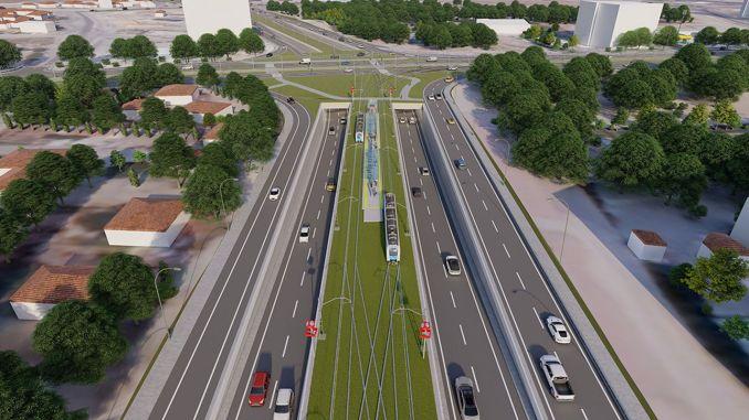 Kayseri million lira multi-level crossroad investment