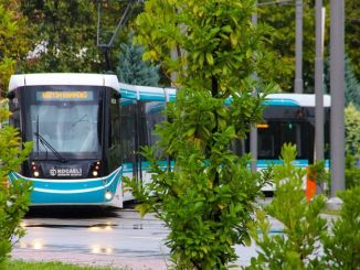 Kocaeli city hospital tram stops are in the city guide