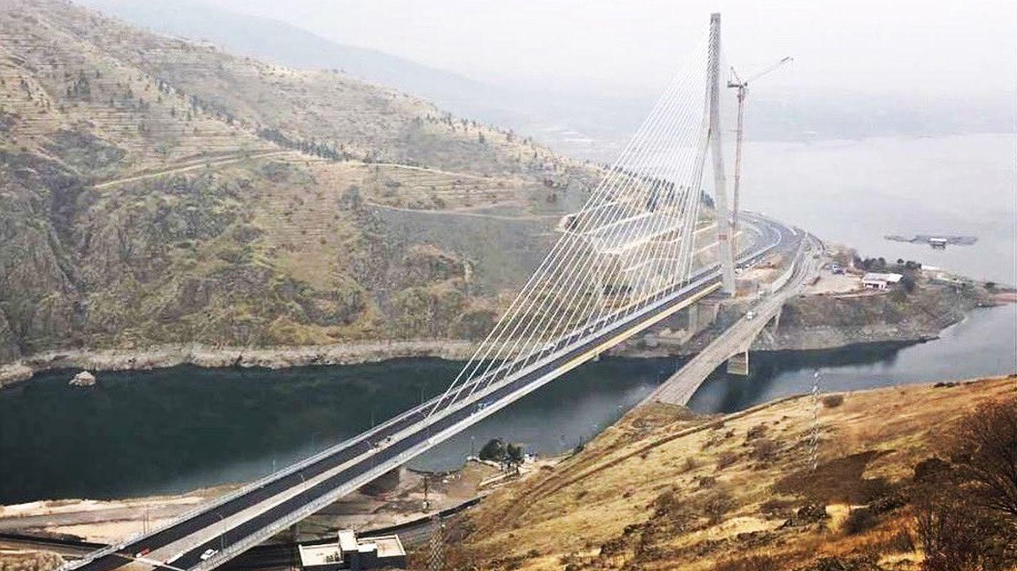 Komurhan Bridge is counting days for emergency