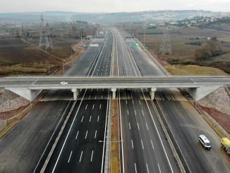 north marmara motorway is the pride project of our country