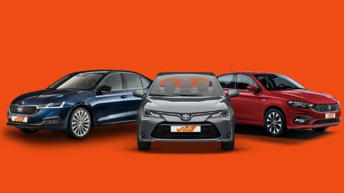 LeasePlan turkey launched the short-term car rental services