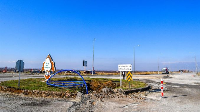 In Malatya, smart intersections will be ahead of traffic accidents