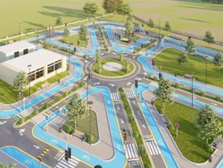 traffic education park for children from mardin metropolitan municipality