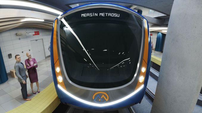 mersin will spend million lira on transportation projects in its big city