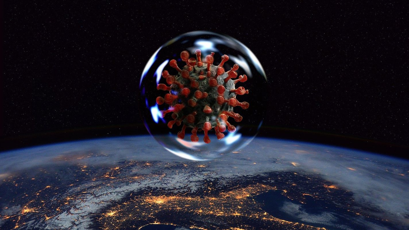 Mutated Coronavirus Spreads to Another Continent