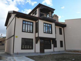 Renowacja domu Nasreddina Hodji została zakończona