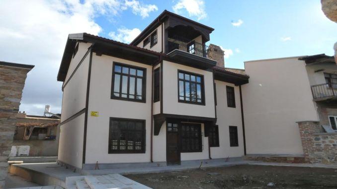 Nasreddin Hodja's house restoration is completed