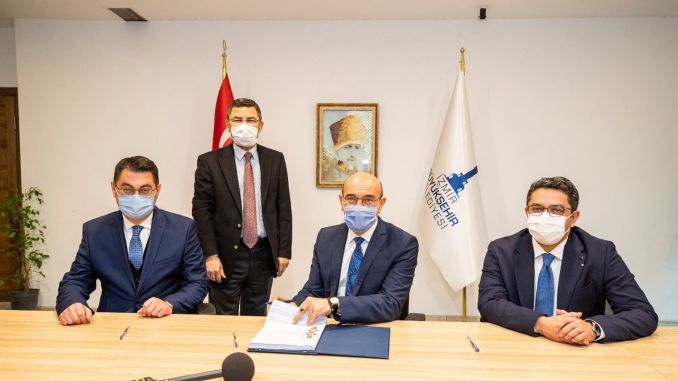 For example, third and fourth stages were signed in the urban transformation area.