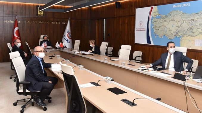 middle east regional council rame meeting held