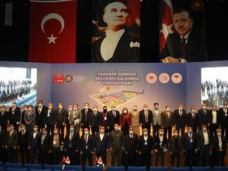Post-pandemic regional development meeting held in diyarbakir