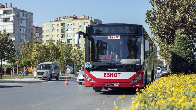the right of free public transportation to healthcare personnel has been extended for another three months