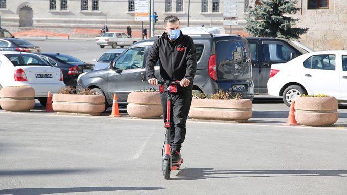 Sivasta electric scooter era begins