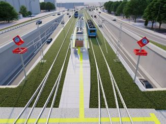 tala homeland tram line tender will be held in intervals