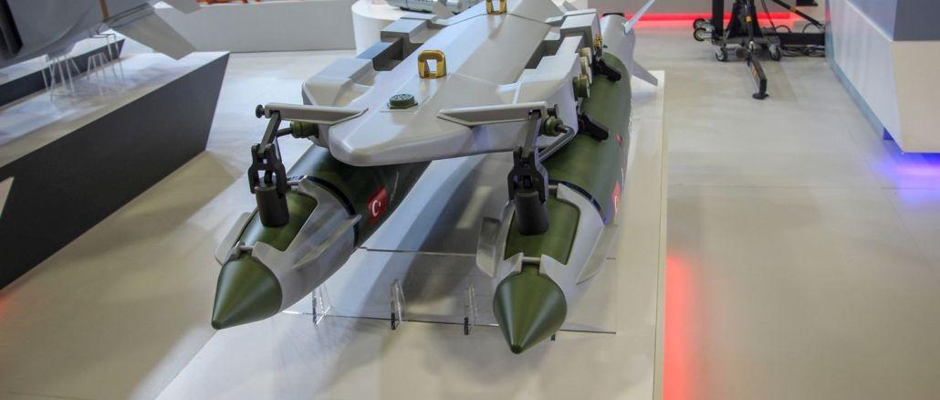 precision gudum kit was delivered to turk armed forces hgk