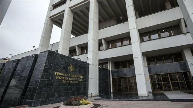 Центральный банк Турецкой Республики
